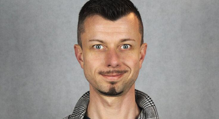 Portrait von Tilo Hellmann